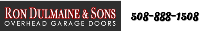 Ron Dulmaine & Sons Garage Doors